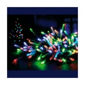 480 Multi-Coloured LED Multi-Action Supabrights Light Set