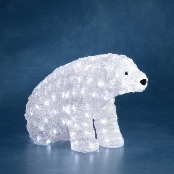 Outdoor polar bear light led polar bear lights konstsmide outdoor polar bear light led polar bear lights konstsmide outdoor christmas lighting mozeypictures Image collections