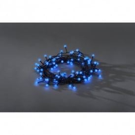 Blue Cherry 80 LED Light Set
