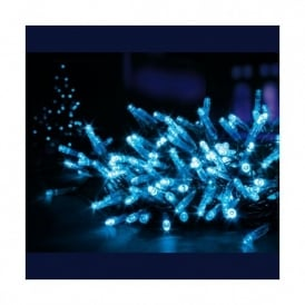 480 Blue LED Multi-Action Superbrights Light Set