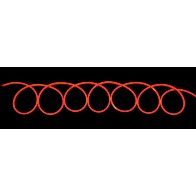 Premier Decorations Premier Decorations 5m Double Sided Superbright Neon Flex LED In Red