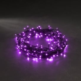 Konstsmide Purple LED 120 Multi Function Micro Lights
