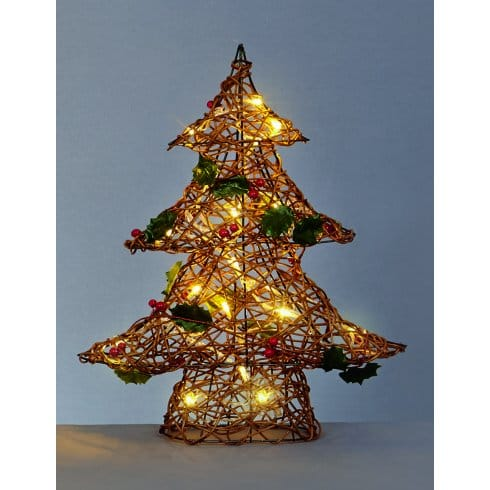 premier decorations warm white led festive christmas tree premier decorations 1 8 metre led pre lit redwood